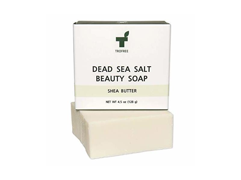 TROFREE Dead Sea Salt Beauty Soap