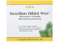 Gigi Kit Brazilian Bikini Wax Microwave Formula - Image 2