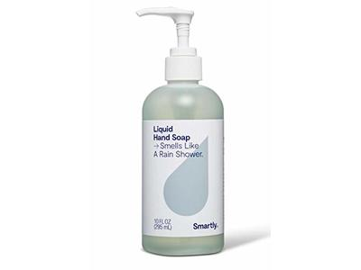 Smartly Scented Liquid Hand Soap - Rain Shower, 10 Fl Oz