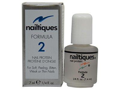 Nailtiques Nail Protein Formula, No.2, 0.25 Fluid Ounce