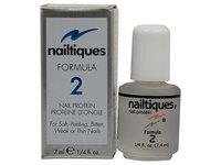 Nailtiques Nail Protein Formula, No.2, 0.25 Fluid Ounce - Image 2