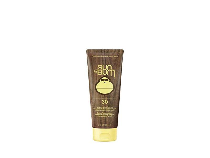 Sun Bum SPF 30 Moisturizing Sunscreen Lotion, 3 oz.