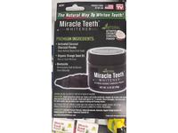 As Seen on TV Miracle Teeth Whitener, 0.70 oz - Image 6
