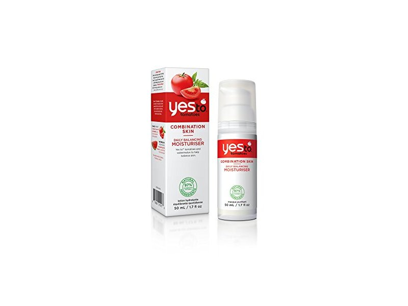 Yes To Tomatoes Daily Balancing Moisturiser Lotion, 50 ml