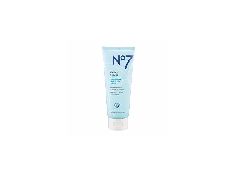 No7 Radiant Results Revitalizing Daily Face Polish, 3.3 fl oz