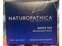 Naturopathica Antioxidant Mask, White Tea, 1.69 fl oz/50 mL - Image 3