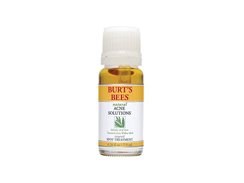 Burt S Bees Natural Acne Solutions Targeted Spot Treatment For