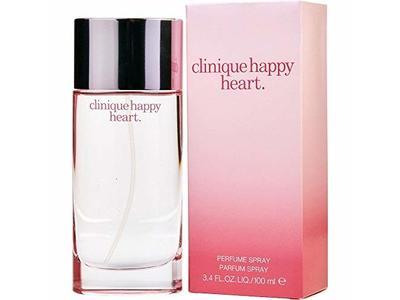 Clinique Happy Heart For Women Parfum Spray 3.4 Ounces