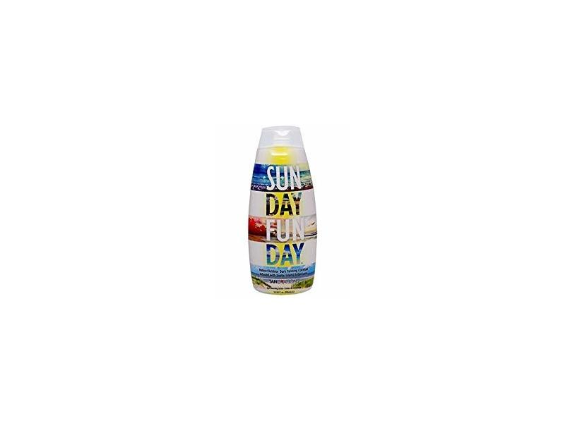 Tanovations Sun Day Fun Day Indoor/Outdoor Tanning Cocktail, 10 oz