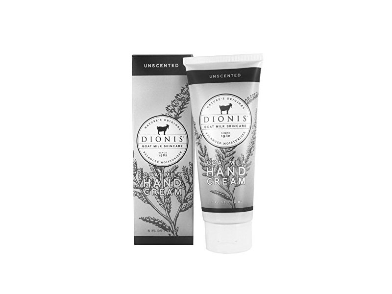 Dionis Unscented Hand Cream, 2 oz
