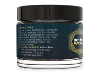 Active Wow Teeth Whitening Charcoal Powder Natural - Image 3