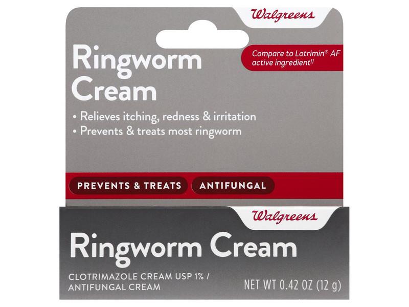Walgreens Ringworm Cream, .42 oz