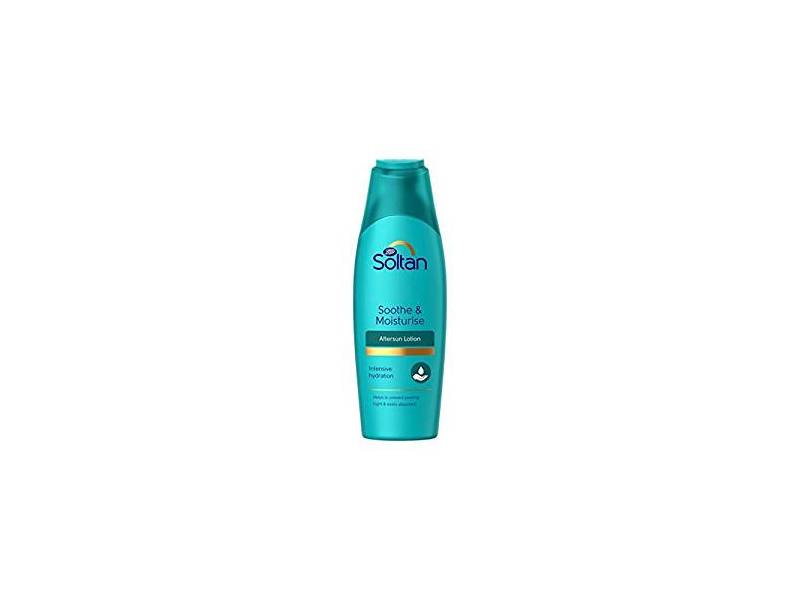 Boots Soltan Soothe & Moisture Aftersun Lotion, 200 ml