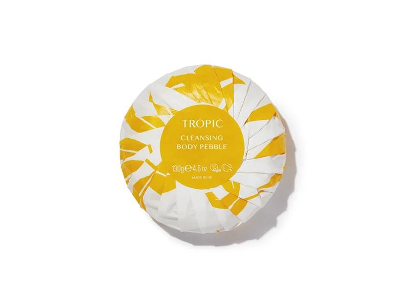 Tropic Cleansing Body Pebble, 4.4 oz / 125 g
