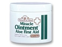 Miracle of Aloe Miracle Ointment First Aid Cream, 2 oz - Image 2