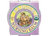 Badger Organic Nursing Balm - Sunflower & Coconut - 0.75oz - Image 5