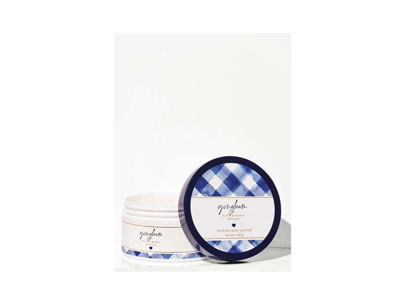 Bath & Body Works Gingham Whipped Body Butter, 6.5 oz