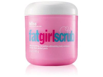 bliss Fatgirlscrub Stimulating Body Exfoliant, 8 oz.