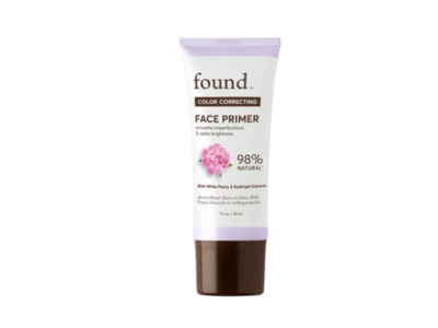 found Color Correcting Face Primer with White Peony and Eyebright Extract, 1 fl oz/30 mL