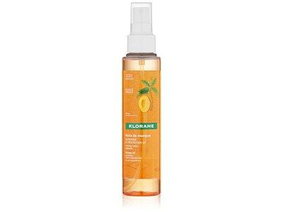 Klorane Mango Oil, Dry Hair , 4.22 fl. oz.