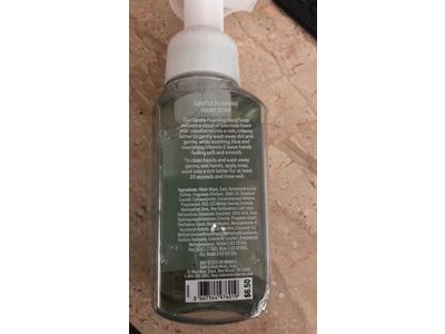 Bath Amp Body Works Gentle Foaming Hand Soap Garden Sage Amp Mint 8 75 Fl Oz Ingredients And Reviews