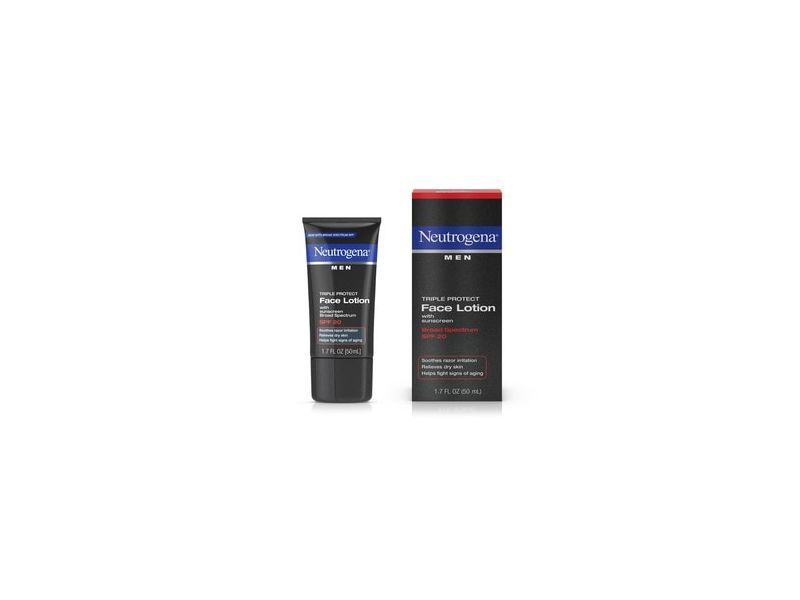 Neutrogena Triple ProteCT Men's Face Lotion SPF 20
