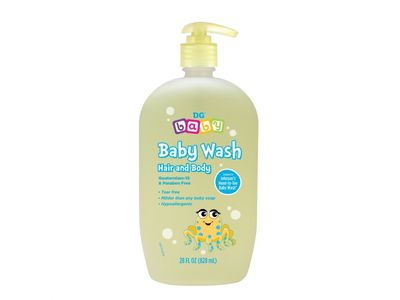 DG Baby Baby Wash Hair and Body, 15 fl oz - Image 1