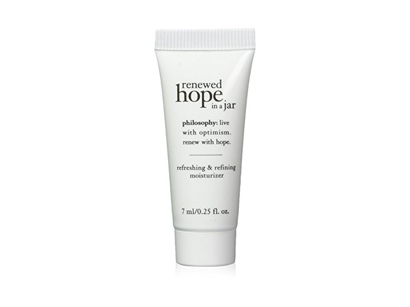 Philosophy Renewed Hope in a Jar Refreshing & Refining Moisturizer, 0.25 fl oz