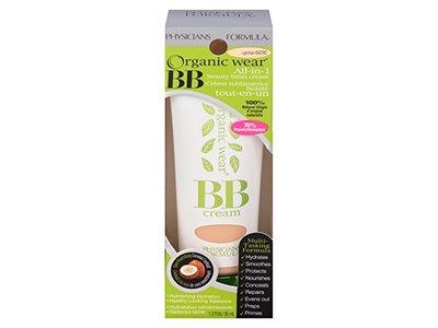 Physicians Formula Organic Wear 100% Natural Origin BB Beauty Balm Cream, Light, 1.2 Fluid Ounce - Image 7