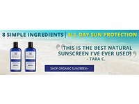 Nurture My Body Organic Sunscreen SPF 32 - Image 4