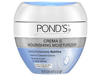 Pond's Face Cream Nourishing Moisturizer, 14.1 oz - Image 1