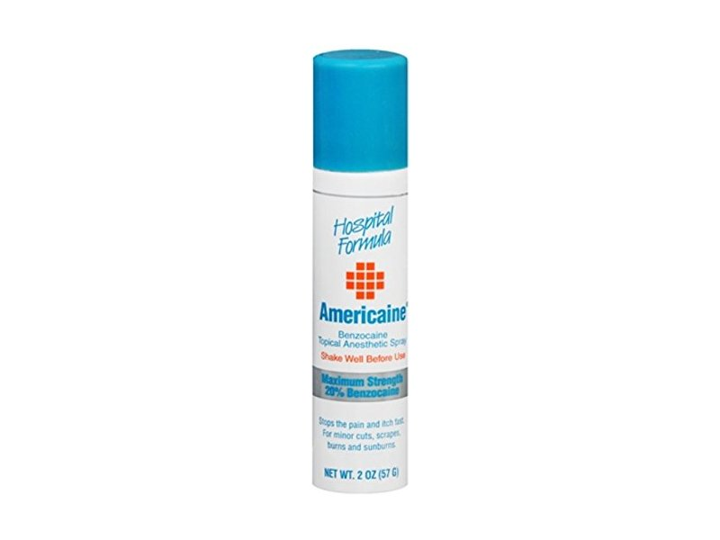 Americaine Spray, 2 oz (57 g)