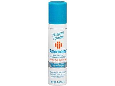 Americaine Spray, 2 oz (57 g)