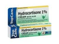 Top Care Hydrocortisone 1% Cream with Aloe (Case of 36) - Image 2