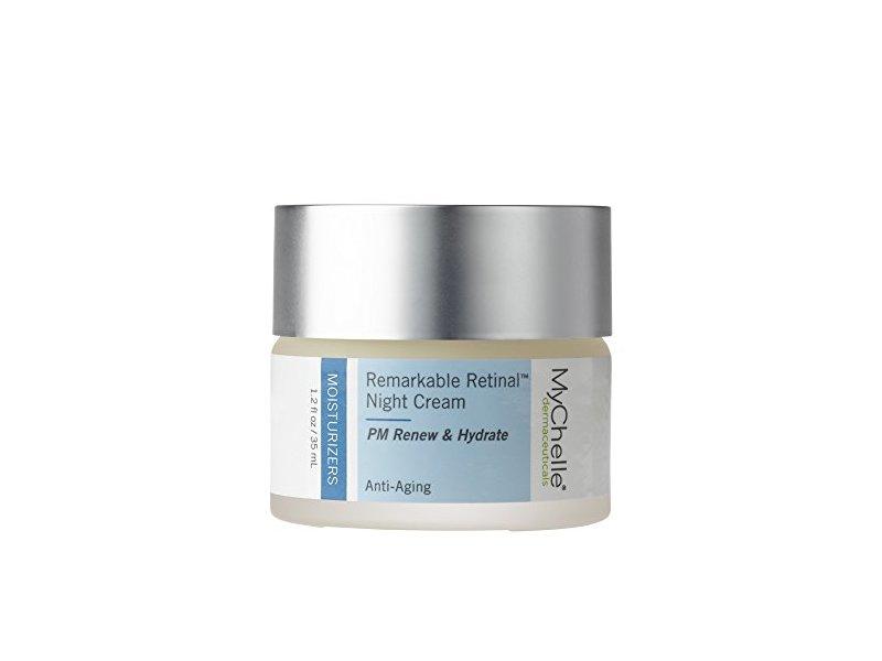 MyChelle Dermaceuticals Remarkable Retinal Night Cream, Pm Renew & Hydrate, 1.2 fl oz
