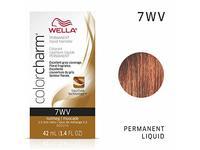 Wella Color Charm Permanent Liquid Hair Color, 7WV Nutmeg - Image 2