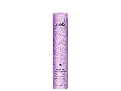 amika 3D Volume Plus Thickening Shampoo, 0.3 g