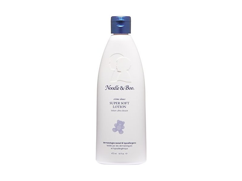 Noodle & Boo Super Soft Lotion, 16 Oz.