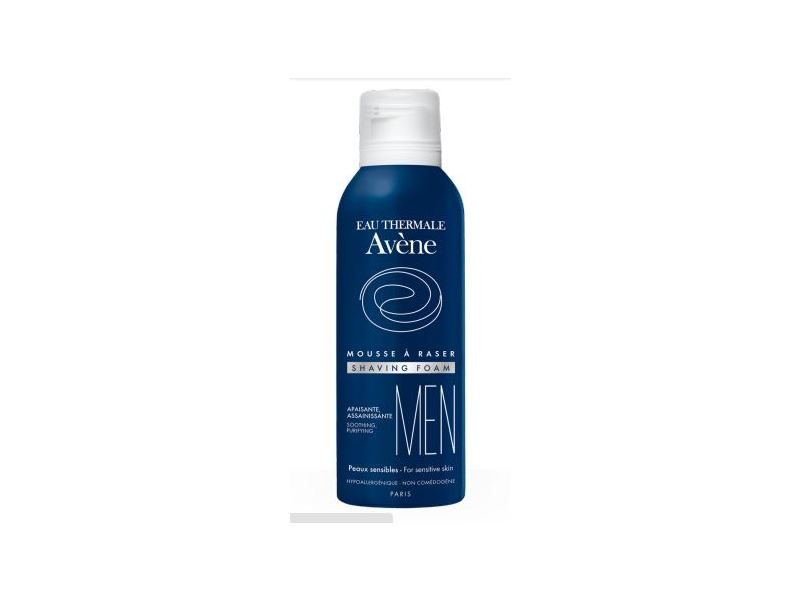 Avene Men's Shaving Foam, 200 mL
