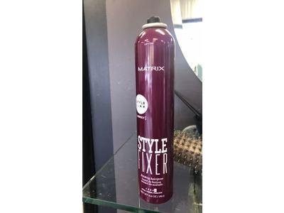 Matrix Style Link Style Fixer Finishing Hairspray Strong Hold, 10.2 oz - Image 5