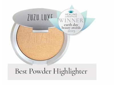 Zuzu Luxe Powder Dual Mineral Bronzer, D28, 0.32 Ounce - Image 1