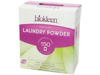 Biokleen Laundry Powder, Free & Clear, 10 Pounds - Image 6