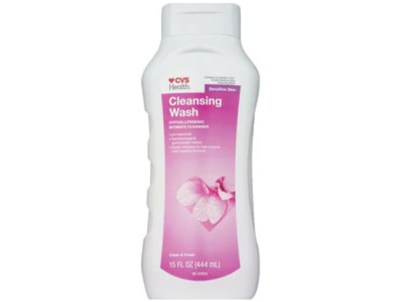 Cvs Health Cleansing Wash Clean Amp Fresh 15 Fl Oz