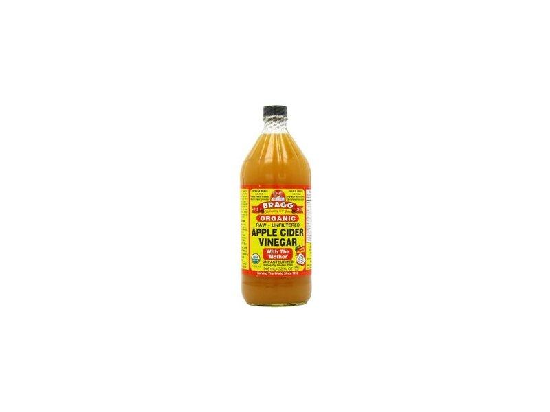 Bragg Vinegar Apple Cider Vinegar, 32 fl oz