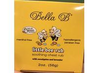 Bella B Little Bee Rub, Eucalyptus And Lavender, 2 oz/56 g - Image 3