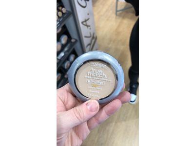 L'Oreal Paris True Match Powder, W1 Porcelain, 0.33 oz - Image 3