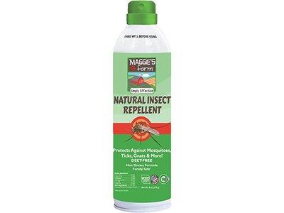 Maggie's Farm Natural Insect Repellent, 6 oz