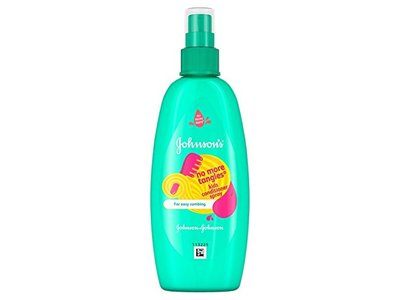 Johnson & Johnson No More Tangles Kids Conditioning Spray, 200 mL