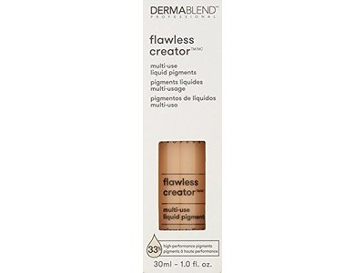 Dermablend Flawless Creator Liquid Foundation Makeup Drops, Oil-Free, Water-Free, 37N, 1 Fl. Oz. - Image 12