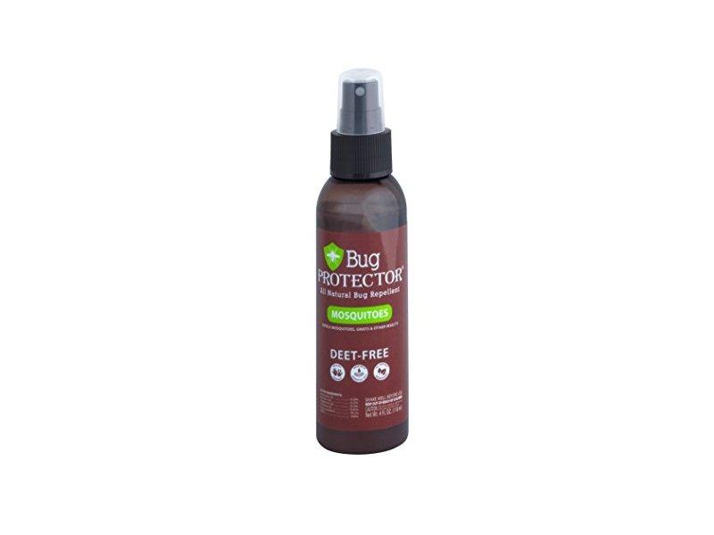 Bug Protector All Natural Bug Repellent, 4 fl oz
